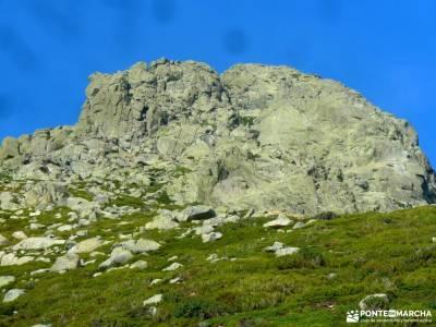 Reto senderismo-Cara Sur de la Maliciosa; viajes a madrid rutas de senderismo siete picos